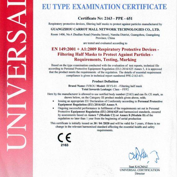 EU-certificaat