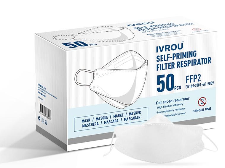 Verpakking 50 Stuks IRYS-02